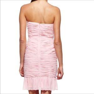Donna Morgan Dresses - DONNA MORGAN Pink Party Chiffon Short Dress